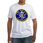 USS Caloosahatchee (AO 98) Fitted T-Shirt