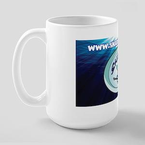 Sharky Large Chum Mug