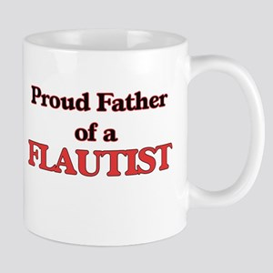 Proud Father of a Flautist Mugs