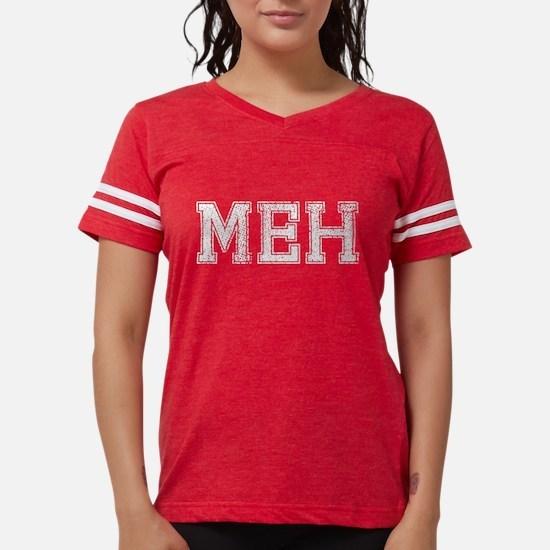 MEH, Vintage, Women's Dark T-Shirt