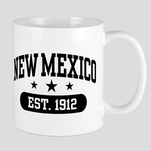 New Mexico Est. 1912 11 oz Ceramic Mug