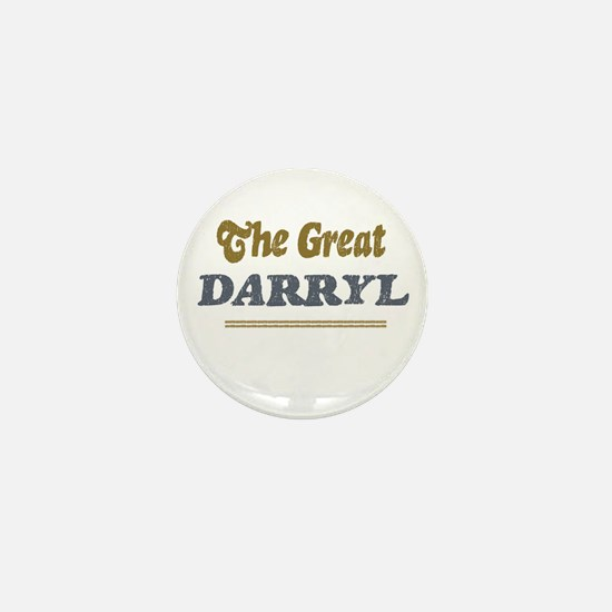 Darryl Mini Button