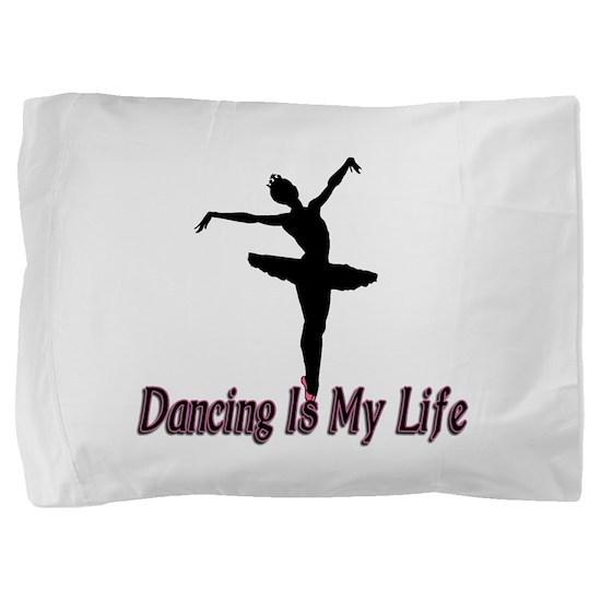 Dancing Life Pillow Sham