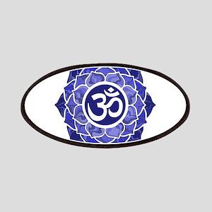 Lotus-OM-BLUE Patch