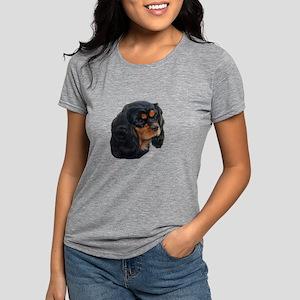 Black and Tan Cavalier King Charles Spaniel T-Shir