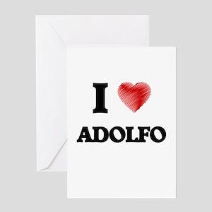 I love Adolfo Greeting Cards