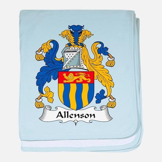 Allenson baby blanket