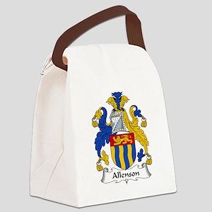 Allenson Canvas Lunch Bag