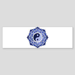 L-YY-Blu Bumper Sticker