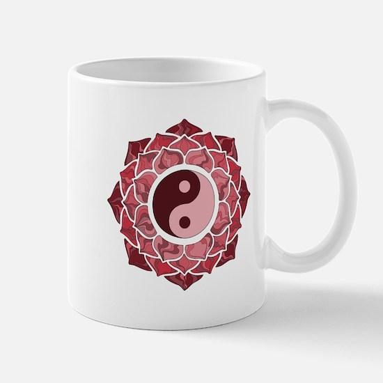L-YY-Red Mugs