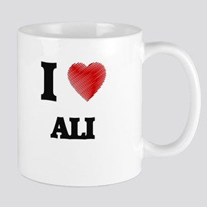 I love Ali Mugs