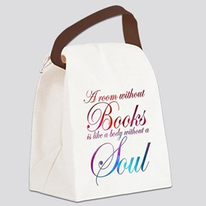 A Room Without Books Is A Body Without A Soul Canv