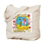 Beach Wedding 16 Tote Bag