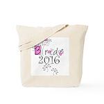 Butterflies Bride 2016 Tote Bag