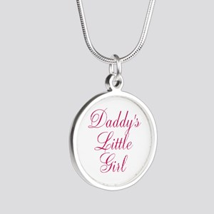 Daddys Little Girl in Pink Necklaces