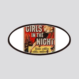 Vintage poster - Girls in the Night Patch