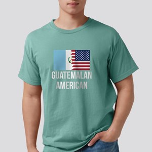 Guatemalan American Flag T-Shirt
