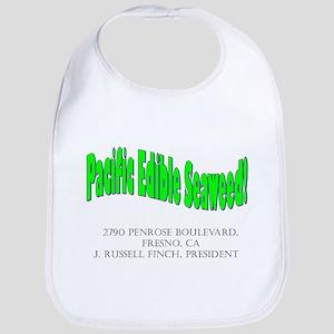 Pacific Edible Seaweed Bib