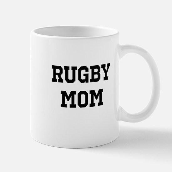 RUGBY MOM Mugs