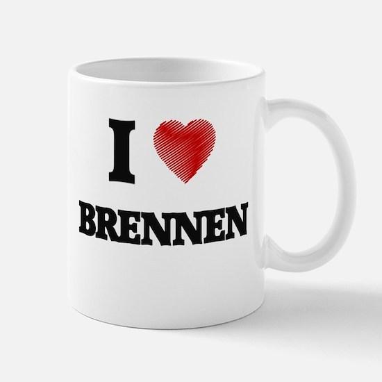 I love Brennen Mugs