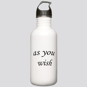 as you wish Stainless Water Bottle 1.0L