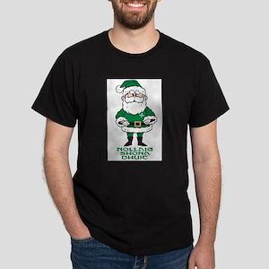Santa O'Claus Ash Grey T-Shirt
