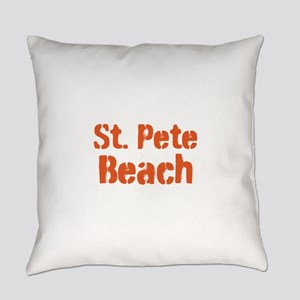 St. Pete Beach Everyday Pillow