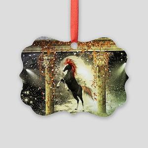 Wonderful horse Ornament