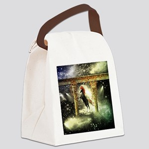 Wonderful horse Canvas Lunch Bag