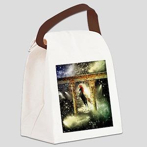 Wonderful horse Canvas Lunch Bag