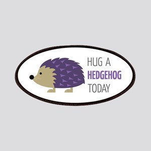 Hug A Hedgehog Patch