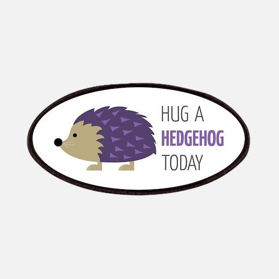 Hug A Hedgehog Patch