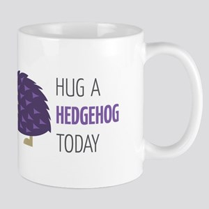 Hug A Hedgehog Mugs