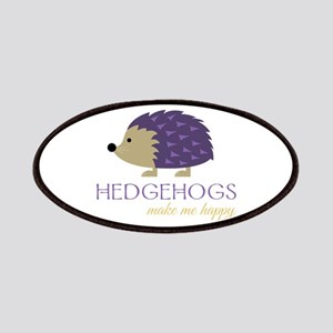 Happy Hedgehogs Patch