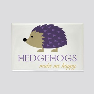Happy Hedgehogs Magnets