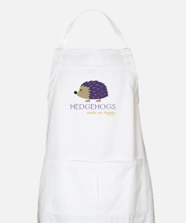Happy Hedgehogs Apron