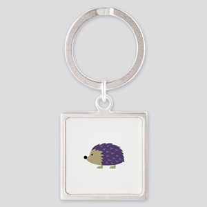 Hedgehog Keychains