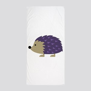 Hedgehog Beach Towel