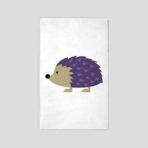 Hedgehog Area Rug
