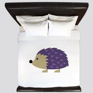Hedgehog King Duvet