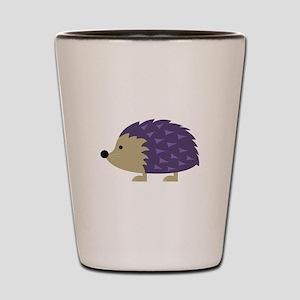 Hedgehog Shot Glass