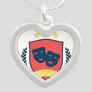 Theatre Shield Necklaces