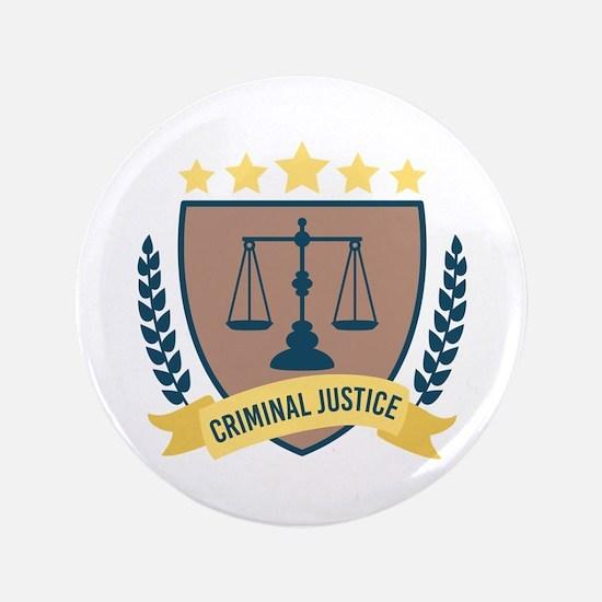 Criminal Justice Button