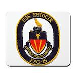 USS ESTOCIN Mousepad