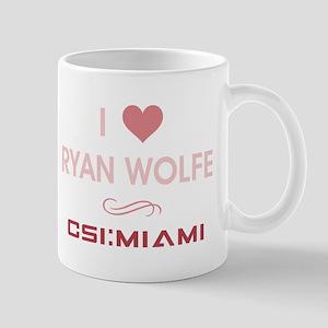 RYAN WOLFE Mug