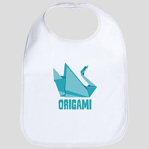 Origami Bib