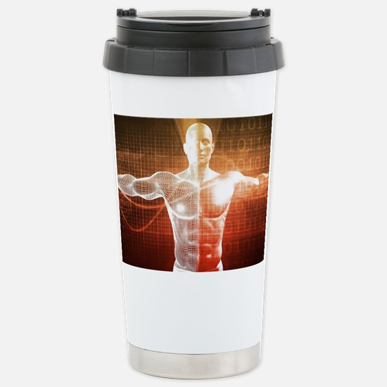 Unique Virtual Travel Mug