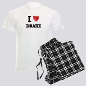 I love Drake Men's Light Pajamas