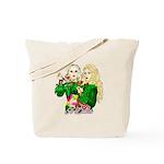 Green Goddesses - Tote Bag