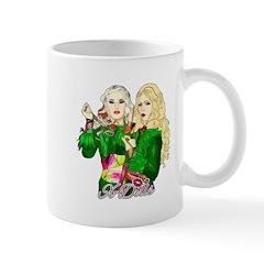 Green Goddesses - Mug